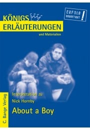 About a boy nick hornby inhaltsangabe knigs erluterungen zu about a boy malvernweather Images