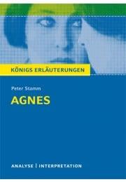 Königs Erläuterungen zu »Agnes«