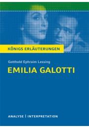 Emilia Galotti - Zusammenfassung