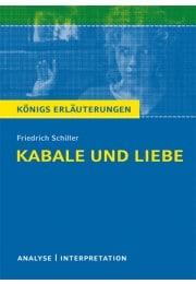 Kabale Und Liebe Zusammenfassung