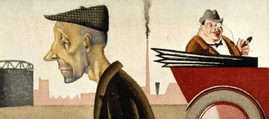 Neue Sachlichkeit / Weimarer Republik (1918–1933)
