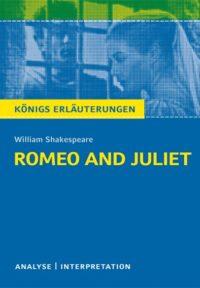 Königs Erläuterungen zu »Romeo und Julia«