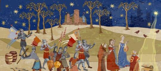 Spätmittelalter (1250–1500)